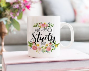Personalized Student Gifts - Personalized Gifts - Gift for Students - College Student Gift - Studying - Gift for College Student