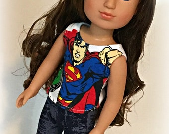 Casual Capri sets for 14 inch dolls