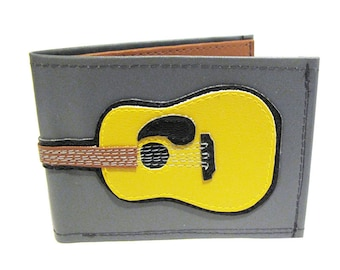 Acoustic ) Bifold Wallet