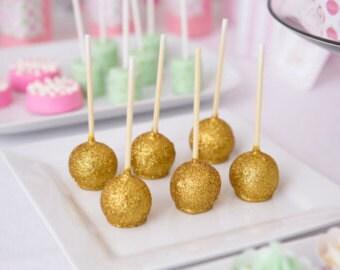 Edible Gold Glitter 4 grams cake decorating gum paste fondant cake pops