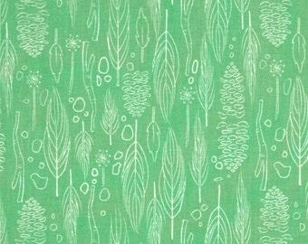 Nature Walk Grass Fabric