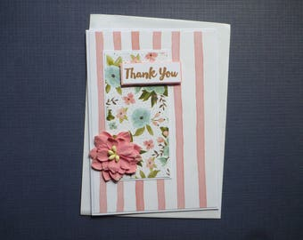 Fresh Thankyou Card FREE SHIPPING