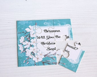 Will you be my bridesmaid, Will You Be my Flower girl, Bridesmaid proposal, Ask bridesmaid, Will you be my bridesmaid card, Bridesmaid gift
