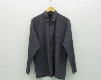 Neighborhood Shirt Men Size L Neighborhood Button Up Shirt Neighborhood Casual Shirt NBHD Japan