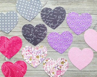 Knee Patches (Set of 2), Iron on Knee Patches, Heart Patch, Iron on Heart for Knee Patch Leggings, Girls Jeans Patch