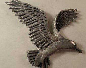 Hovering Gull Pendant..new design