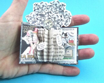 Mini Altered Book for Dog Lovers