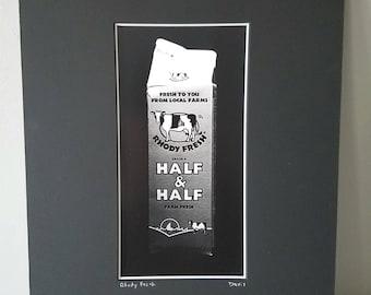 Rhody Fresh silver gelatin print
