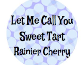 Let Me Call You Sweet Tart: Rainier Cherry, Strawberry, Raspberry & Red Currant Preserves