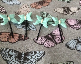 SALE! Butterfly Hair Pins