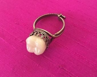 Tooth Fairys Tooth Ring