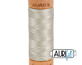 Aurifil 80wt -  Light Grey 5021