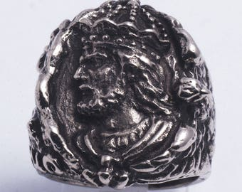 KingAshotSterling Silver Ring