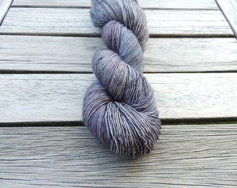 Thunderclap - Hand Dyed Yarn