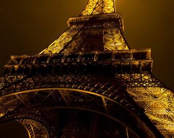Eiffel Tower, Paris France, French, Paris Photography, Eiffel Tower Photography, Fine Art Photo, Photo, Print, Fine Art Photography, Decor