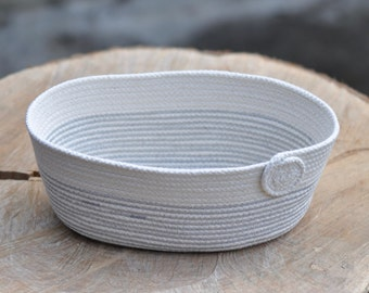Cliff - Oval Rope Basket