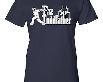 The Toddfather Women's Cut T-Shirt
