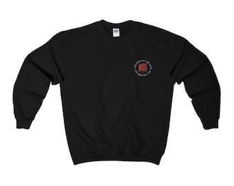 All the love Black Sweatshirt