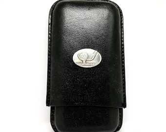 Golf Ball Cigar Case