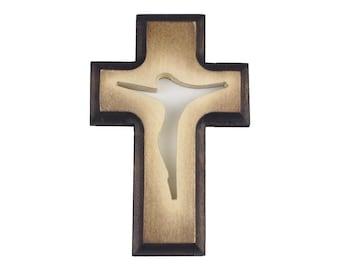 Handmade Polish Wooden Cross