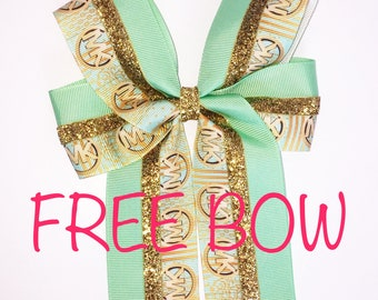 FREE BOW - Get this bow free when you buy 2 softball bows