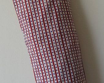 Grocery Bag Holder - Stars and Stripes
