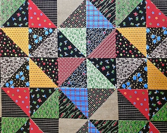 "36"" W x 3 1/4 yards L Pinwheel Print Quilting Fabric"