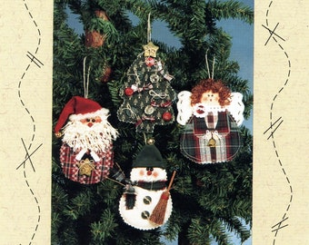 Holiday Friends - Pattern