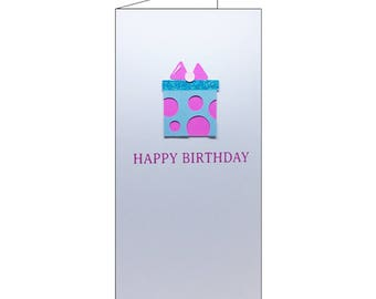 Happy Birthday Gift Present Card 2018 Style