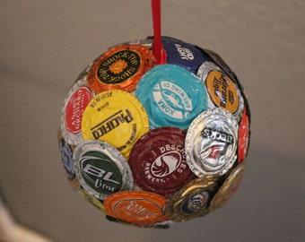 "Bottlecap Ornament 4"""