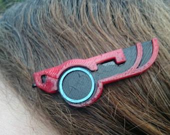 Xenoblade Chronicles X - Rin's Monado Hair Clips inspired Hair Clips