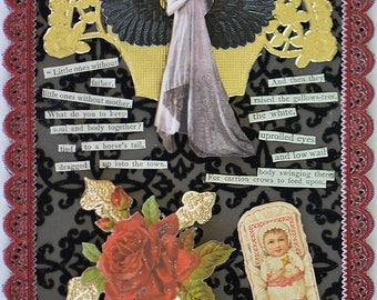Little Ones - print / greeting card / postcard