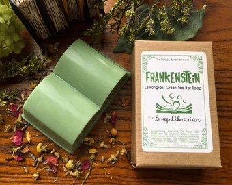 Frankenstein Bar Soap