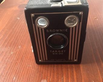 Brownie camera