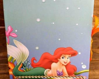 Little Mermaid Accordion Album