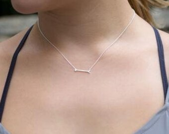Arrow Necklace | Silver Arrow Necklace | Silver Arrow | Minimalist Necklace | Gift For Her | Charm Necklace | Dainty Necklace