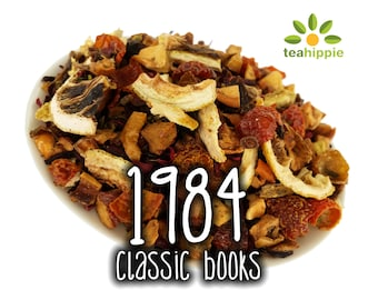 50g 1984 - Loose Herbal Tea (Classic Books Collection)