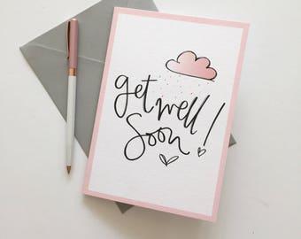 Get Well Soon Card - Get Well Soon