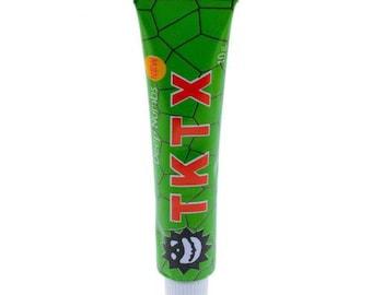 TKTX Green Deep Numbing 39.9% Tattoo Cream Deep Numb Anaesthetic