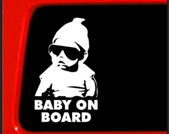 Baby On Board Sign Etsy - Vinyl decal car signs