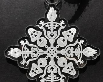 Star Wars Snowflake Ornament