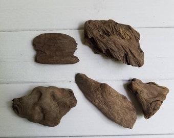 Driftwood Pieces, Driftwood Decor, DIY Beach Decor, Beach Decor Supplies, Coastal Decor, Beach Decor, Nautical Decor
