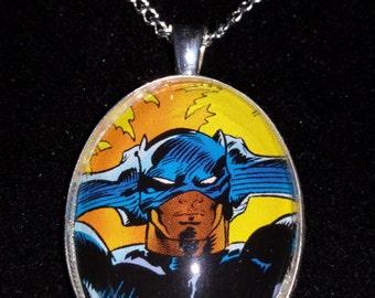 Marvel Black Panther Unmasked Large Pendant