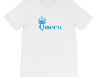 Queen, crown