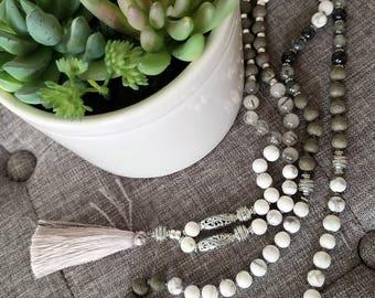 Mala Meditation necklace