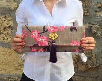 Evening bag/ Clutch/ Handmade bag