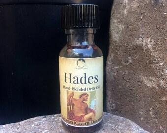 Hades Oil - 1/2 Ounce