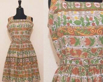 1950's Mode 0' Day dress