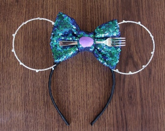 Light up Minnie Mouse Ears
