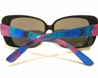 d52ec9b7b6 Personalized Sunglasses-Sunflower Cat eye Sun-glasses-bohemian